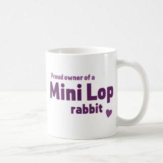 Mini Lop rabbit Coffee Mug