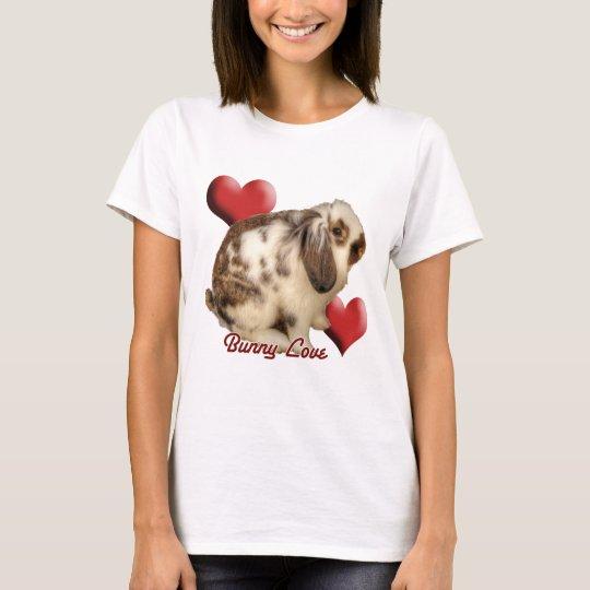 Mini-Lop rabbit T-Shirt
