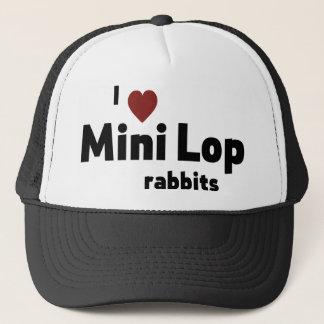 Mini Lop rabbit Trucker Hat