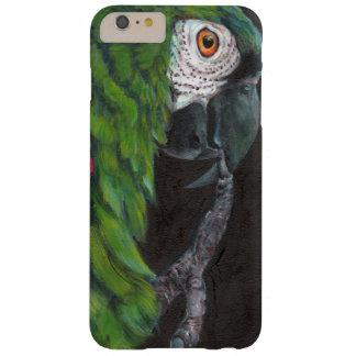 Mini macaw funda para iPhone 6 plus barely there