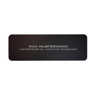 Mini Mali tables elegant modern back transmission Label