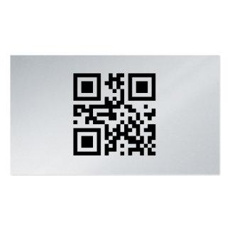 Mini Mali TIC business card, platinum