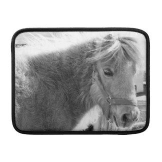 Mini manga de aire de MacBook del caballo Funda Macbook Air