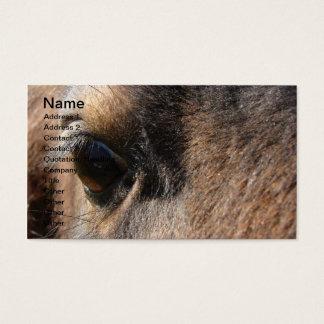 Mini Mare Eye Business Card