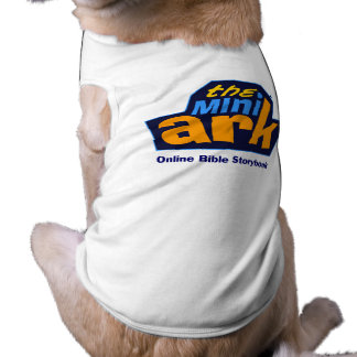 Mini mascota 2 playera sin mangas para perro