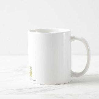Mini Me Classic White Coffee Mug