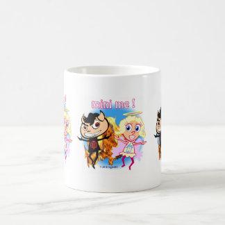 Mini Me! Naughty Boy and Nice Girl Mug