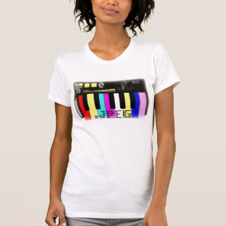 MINI ME SYNTH (WHITE) (WOMEN'S EXCLUSIVE) T-Shirt