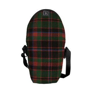 MINI Messenger Bag Buchan Clan Ancient Tartan