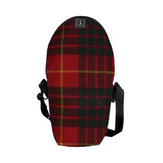 MINI Messenger Bag Cameron Clan Modern Tartan