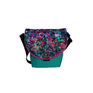 Mini Messenger Bag Ethnic Style