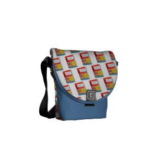 Mini messenger bag - LGBTQ-Inclusive