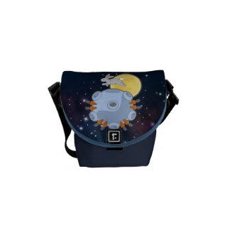 Mini Messenger Bag - The Dark Side of the Moon