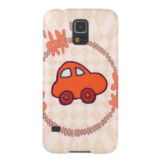 Mini Mini Car Galaxy S5 Case