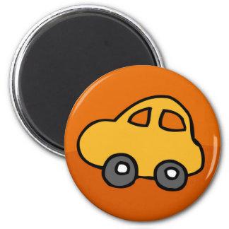 Mini mini coche imán redondo 5 cm