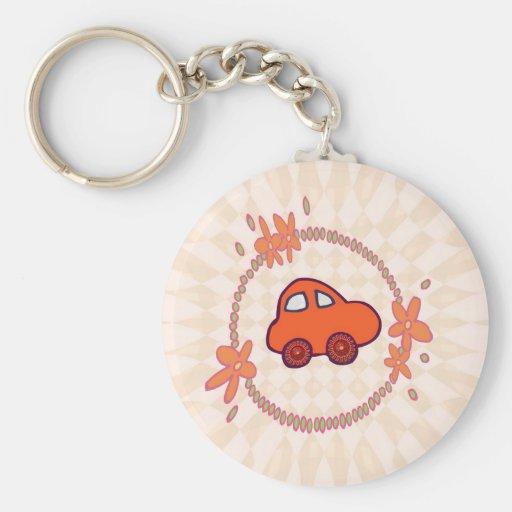 Mini mini coche llavero