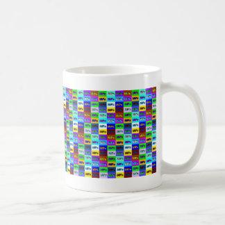 mini MIPS multi de taza del logotipo