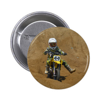 Mini Motocross Button