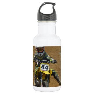 Mini Motocross 18oz Water Bottle
