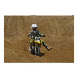 Mini Motocross Posters