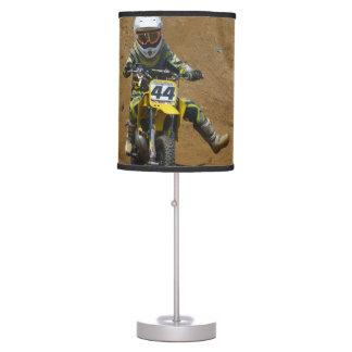 Mini Motocross Table Lamp