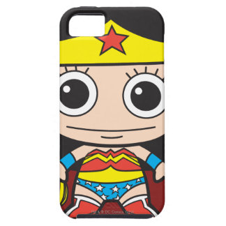 Mini Mujer Maravilla Funda Para iPhone SE/5/5s