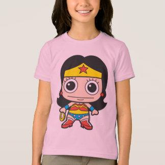 Mini Mujer Maravilla Playera