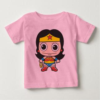 Mini Mujer Maravilla Playera De Bebé
