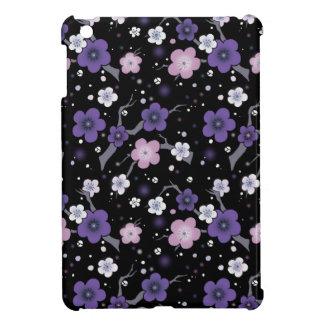 mini negro y púrpura de la flor de cerezo de la cu
