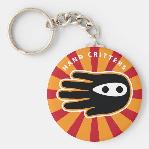 Mini Ninja Key Chains