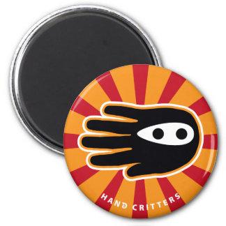 Mini Ninja Magnet