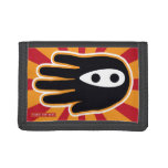 Hand shaped Mini Ninja Tri-fold Wallets