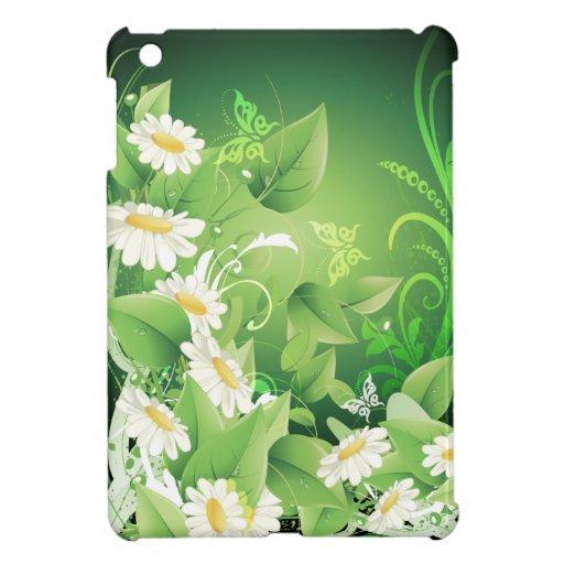 Mini opciones de los casos del iPad floral de la m iPad Mini Protectores