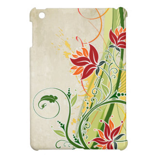 Mini opciones de los casos del iPad floral de la m iPad Mini Cárcasas
