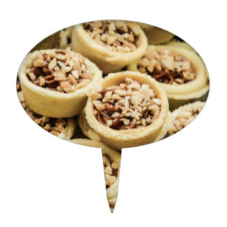 Mini Pies Cake Picks
