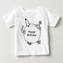 Mini Planet Baby T-Shirt