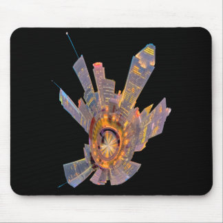 mini planeta de Montreal Alfombrillas De Raton