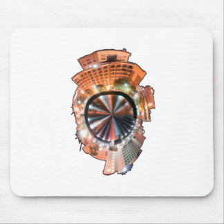 mini planeta de wilmington nc mouse pads