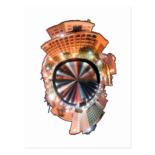 mini planeta de wilmington nc tarjetas postales