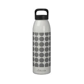 Mini Polka Dots Water Bottle