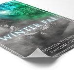 Mini-Poster de Fae del invierno