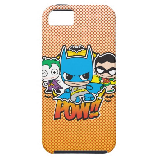 Mini Pow iPhone SE/5/5s Case