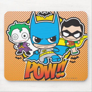Mini Pow Mouse Pad