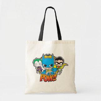 Mini Pow Tote Bag
