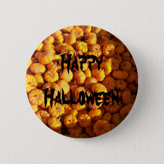 Mini Pumpkins Pinback Button