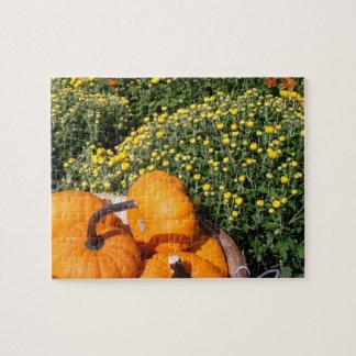 Mini Pumpkins Puzzle