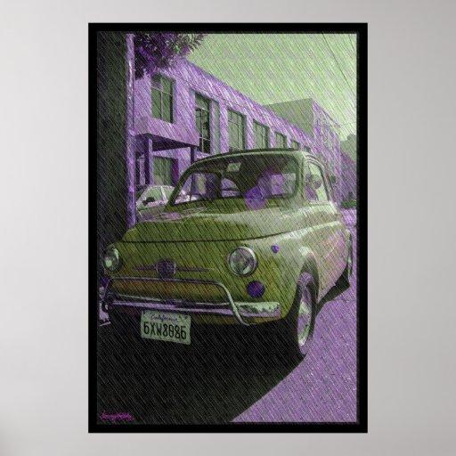 Mini púrpura de Cutty_lime Impresiones