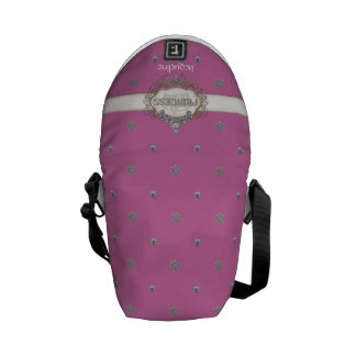 Mini Purse Princess Jewel Bling Crown Personalized Messenger Bag