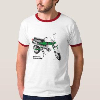 mini rastro 70 de la bici de los años 70 - camisas