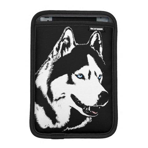 Mini regalo del perro de trineo del Malamute de la Funda Para iPad Mini